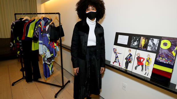 Black In Fashion Council Showroom - February 2021 - New York Fashion Week The Shows