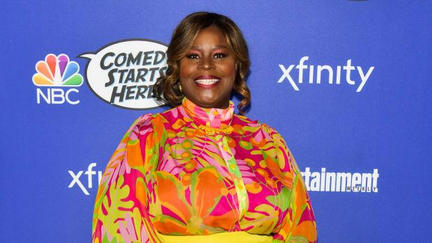 Retta attends NBC's Comedy Starts Here