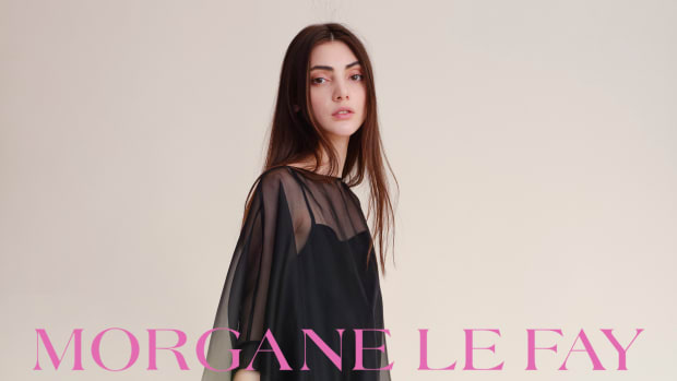 Morgane Le Fay Sample Sale Flyer