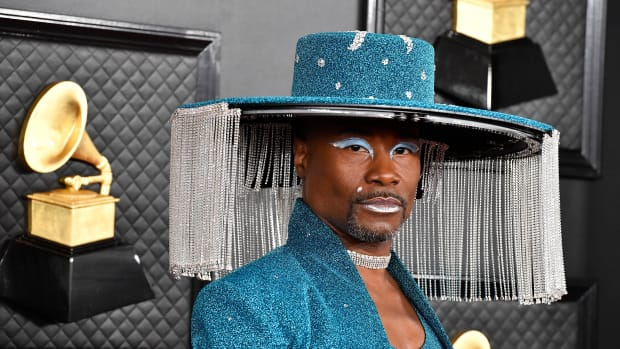 billy porter grammys-awards-best-hair-makeup-2020