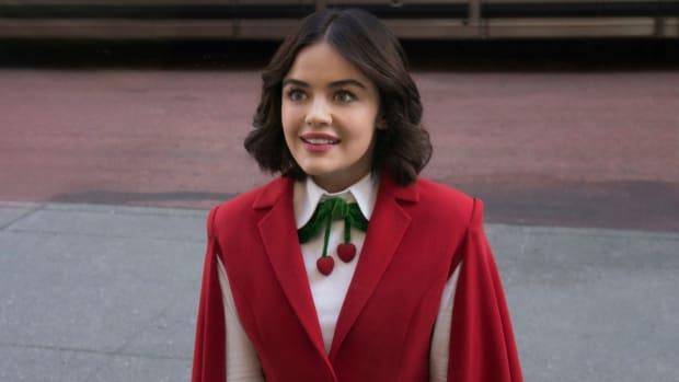 main-katy-keene-lucy-hale-red-cape-the-cw (1)