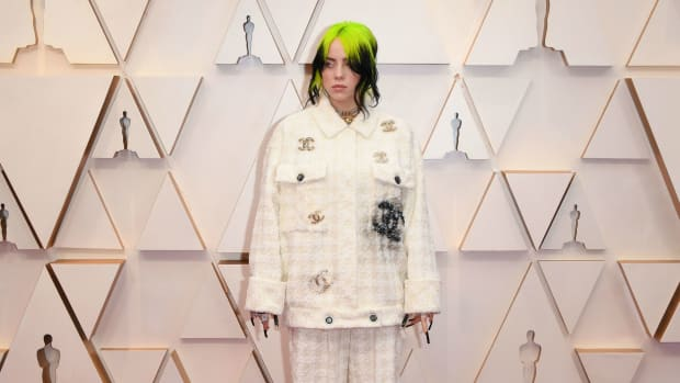 billie eilish oscars 2020 c