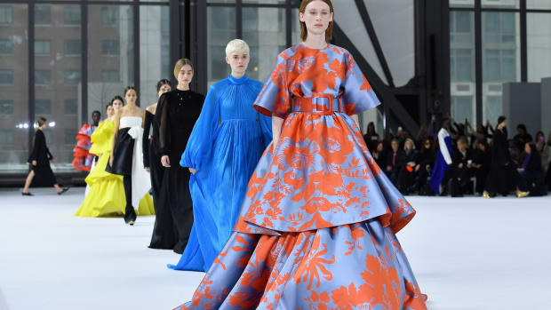 carolina herrera fall 2020