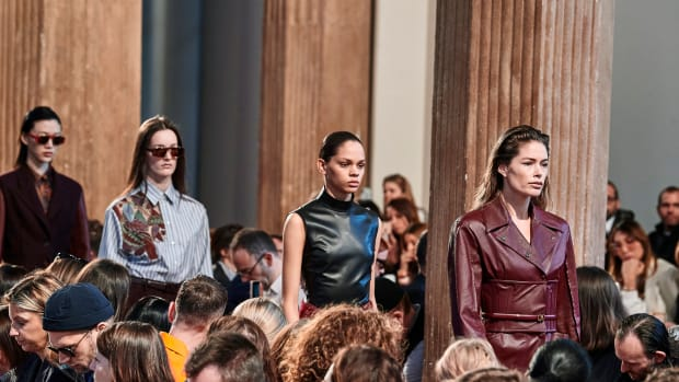 Ferragamo Fall 2020 horizontal
