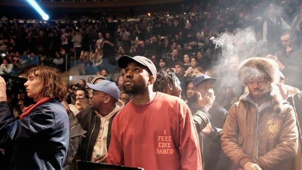 Kanye West Yeezy Season 3 Getty