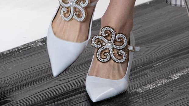 Loewe Fall 2020 Shoes
