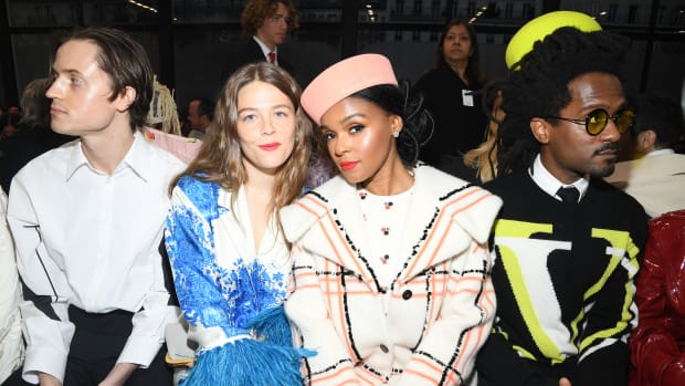 Maggie Rogers Janelle Monae Valentino Fall 2020 Show Lede