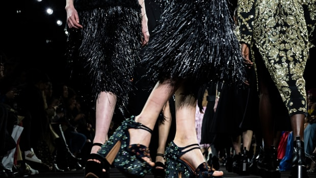 Rochas Fall 2020 Shoes Hor