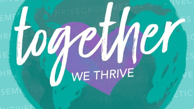 Thrive Together promo