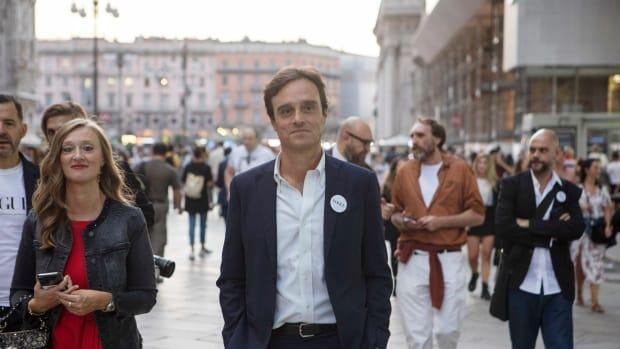 Emanuele Farneti Vogue Italia Editor in Chief