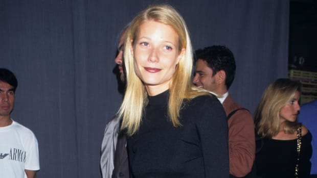gwyneth paltrow leather look