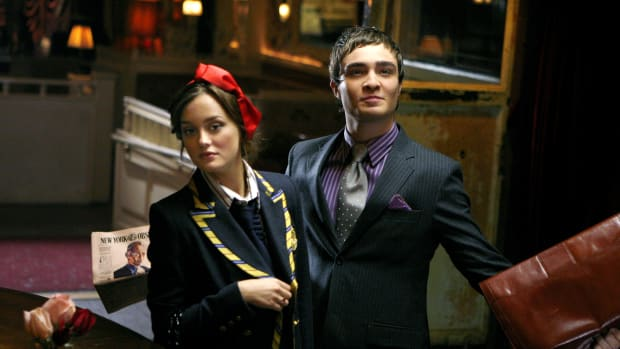 chuck bass blair waldorf