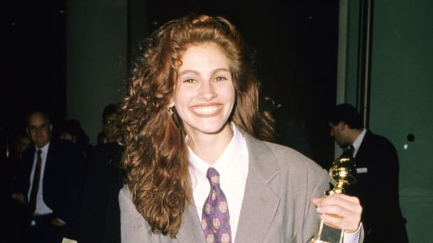 julia roberts curly hair