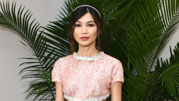 Gemma Chan 2019 Independent Spirit Awards Miu Miu