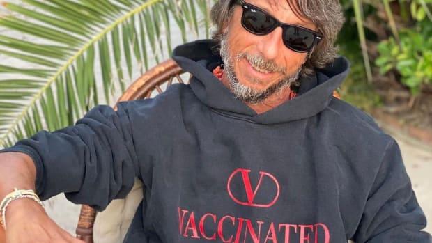 Pierpaolo Piccioli Vaccinated