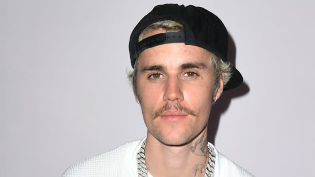 Justin Bieber attends the premiere of YouTube Originals' Justin Bieber Seasons