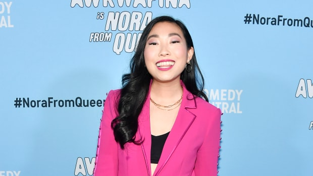 "Awkwafina attends Comedy Central's ""Awkwafina is Nora From Queens"" Premiere Party"