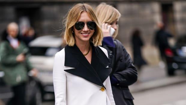 Lisa Aiken Paris Fashion Week March 2020