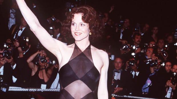 Sigourney Weaver 1998 Cannes Film Festival