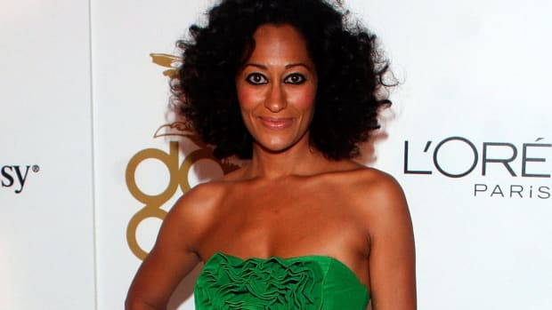 tracee-ellis-ross-green-dress-heavenly-grammy-after-party-2006 copy