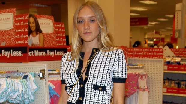 Chloe Sevigny during Grand Opening of Target Store on Flatbush Avenue in Brooklyn at Target Store