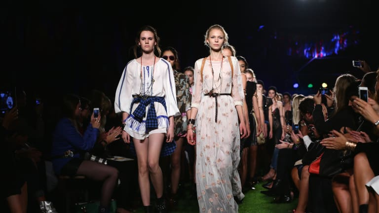 Watch the Blugirl Runway Show Live From Milan