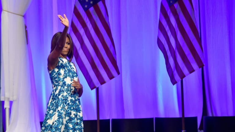 What Michelle Obama's Support Has Meant to Emerging Designers