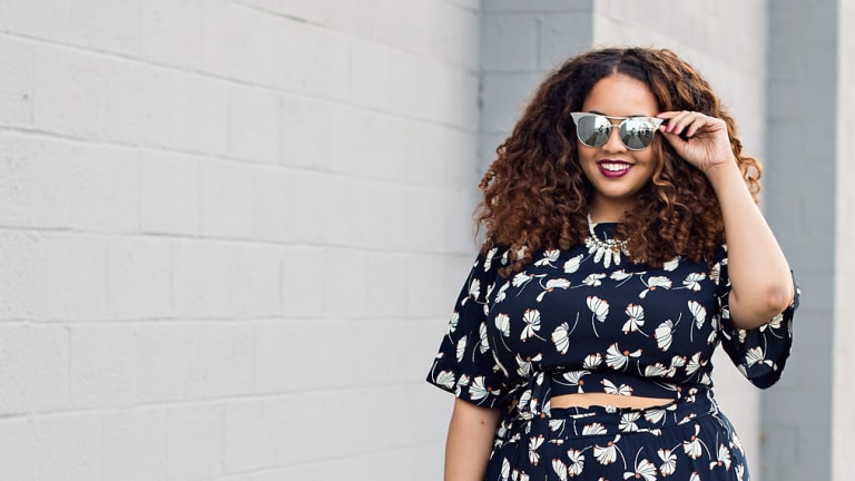 How Gabi Gregg Went from Posting on LiveJournal to Becoming a Top Personal Style Blogger