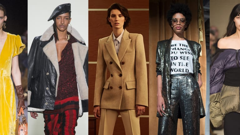 7 Breakout Trends From New York Fashion Week