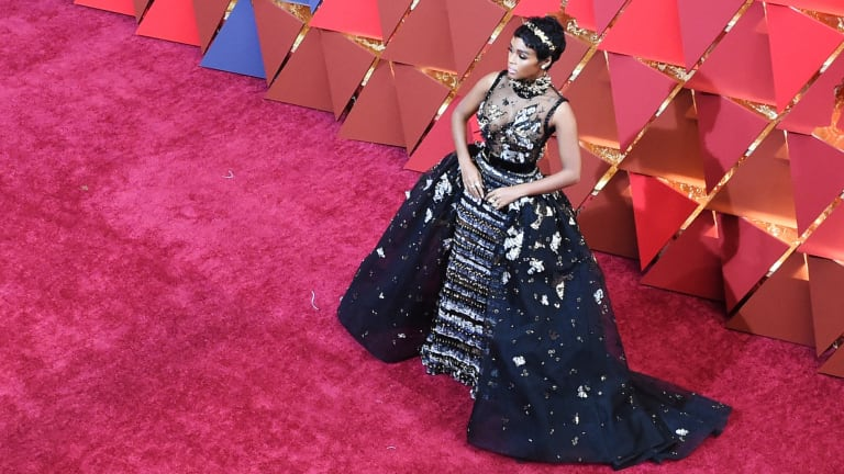The Best Dressed Women at the 2017 Oscars