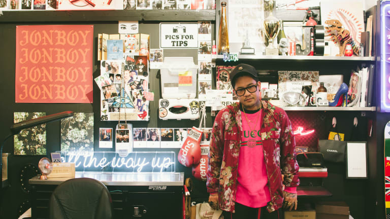 How JonBoy Went From Youth Pastor to Fashion's Go-To Tattoo Artist