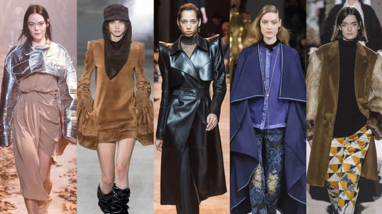 7 Breakout Trends From Paris Fashion Week