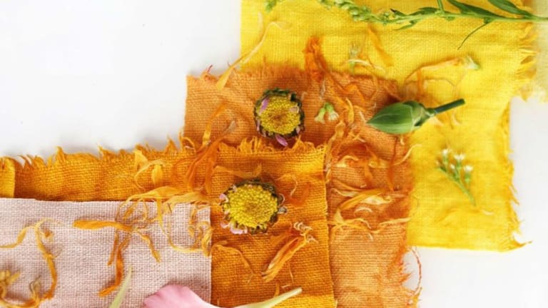 Why Is Fashion Still Sleeping on All-Natural Dyes?
