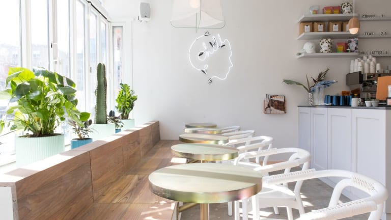Meet New York City's Next Generation of Insta-Bait Nail Salons