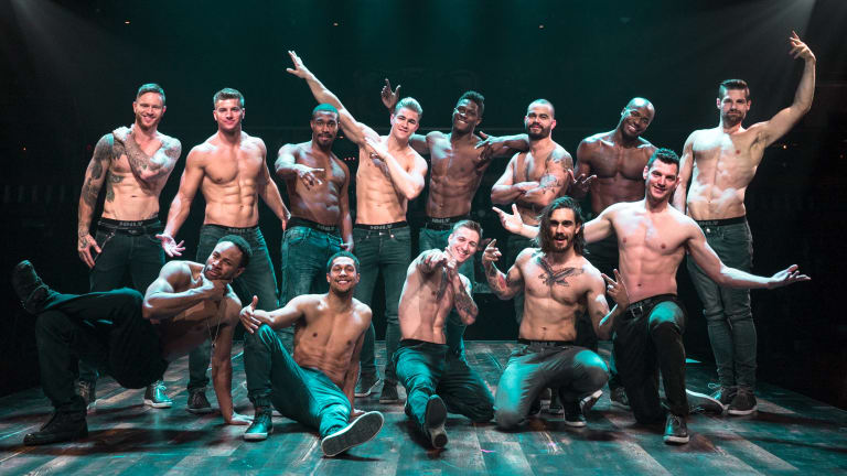 How the Costumes in 'Magic Mike Live' Were Made to Be Taken Off