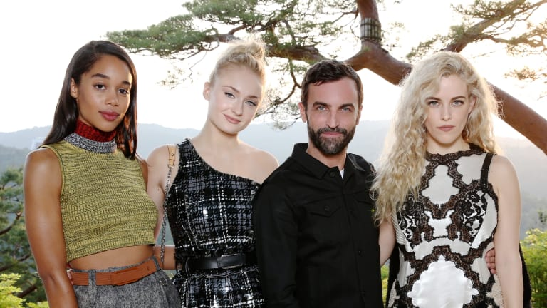 See What Nicolas Ghesquière's Celebrity Squad Wore to Louis Vuitton's Cruise 2018 Show