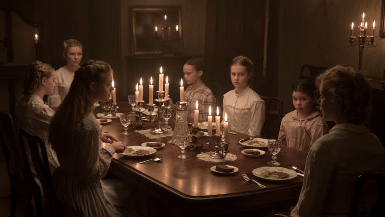The Civil War-Era Costumes of Sofia Coppola's 'The Beguiled' Tell Their Own Story