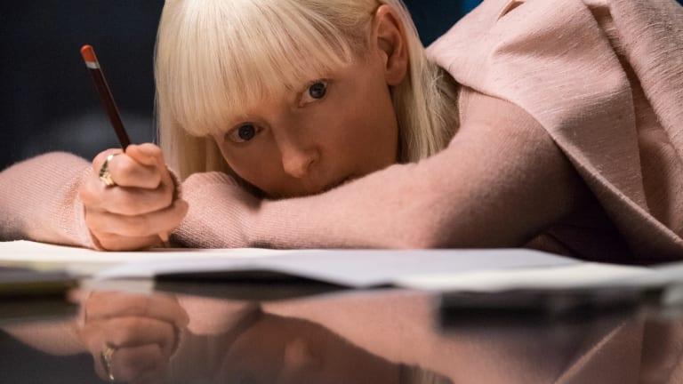 Chanel Custom-Made Tilda Swinton's Dress in Netflix's New Adventure Film, 'Okja'