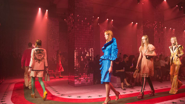 The Selling Power of Gucci's Relentless Gucciness