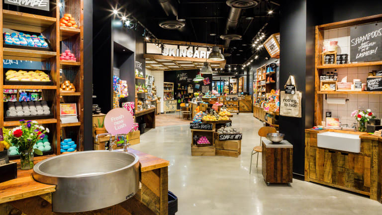 How Lush is Winning at Both Online and Brick-and-Mortar Beauty Retail