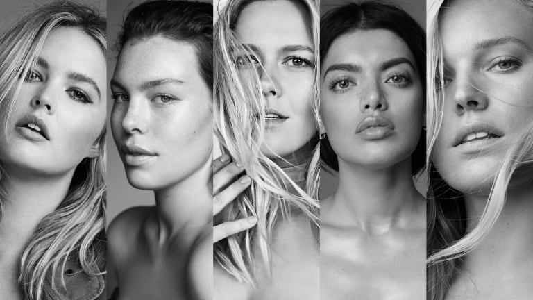 IMG's Newest Curve Models Sound Off on What Being 'Plus-Size' Means to Them