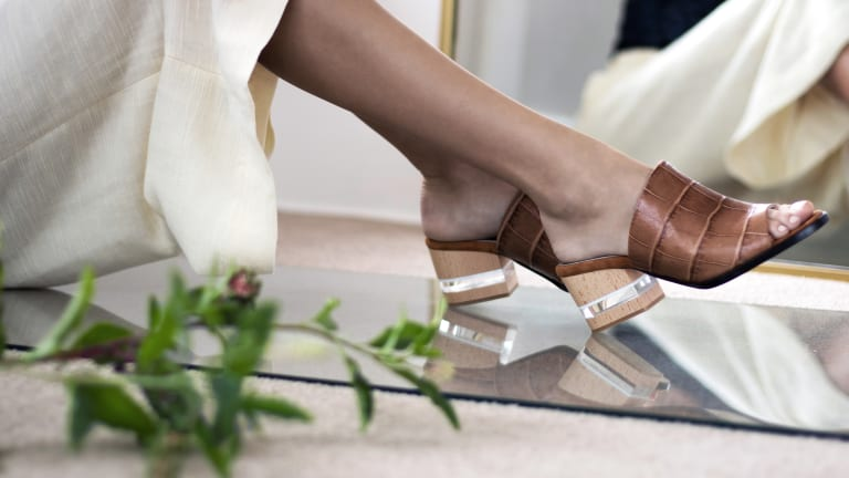Unexpected Details and a Budding Celebrity Following Make Dear Frances a Footwear Label to Watch