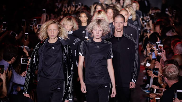 Alexander Wang Threw a Mini-Music Festival to Celebrate His Secret Adidas Collab and Spring Show