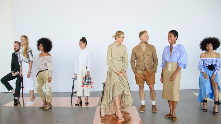 J.Crew Enlisted Its Staffers, Family and Friends to Model Its Spring Collection