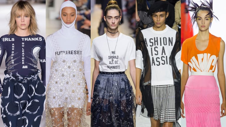 13 Top Trends from Paris Fashion Week
