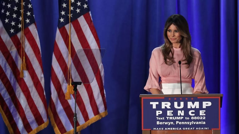 How We Plan On Covering (or Not Covering) Melania Trump's Fashion Choices