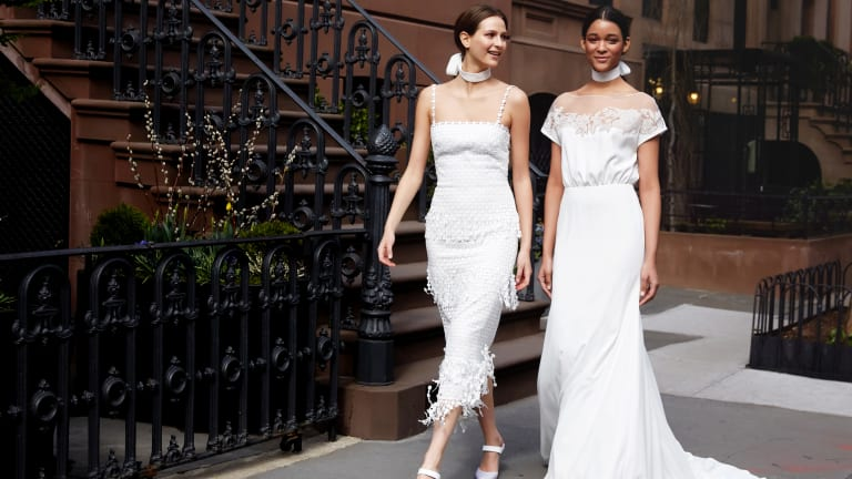 1de0ea5bc45a The 11 Best Wedding Looks for Spring 2019 - Fashionista