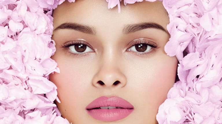 The Rosy, Glossy Makeup Looks You'll Want to Wear Right Now