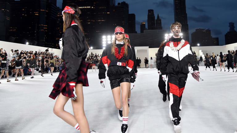 Alexander Wang Does 'Immigrant Americana' for 'Collection 1' Debut