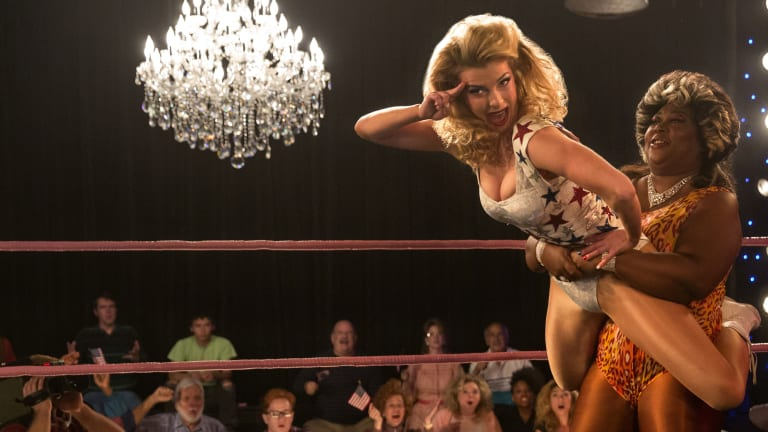 How Costume, Hair and Makeup Help the Ladies of 'GLOW' Call 'Time's Up' in Season 2